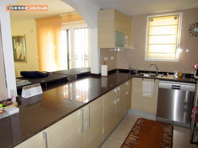 3 Zimmer Penthouse zu verkaufen in Muchamiel / Mutxamel mit Garage - 379.000 € (Ref: 3811121)