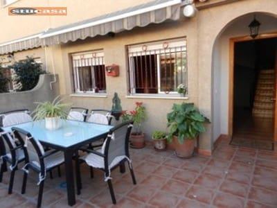 3 Zimmer Doppelhaus zu verkaufen in San Juan de Alicante / Sant Joan d'Alacant mit Garage - 235.000 € (Ref: 3890495)