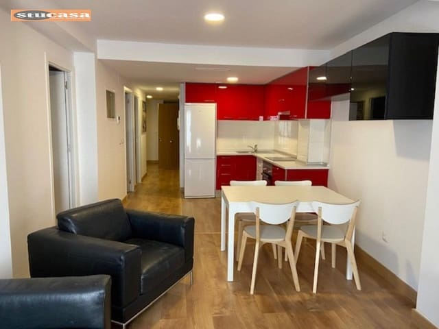 4 soveværelse Lejlighed til leje i San Juan de Alicante / Sant Joan d'Alacant - € 1.000 (Ref: 5546721)