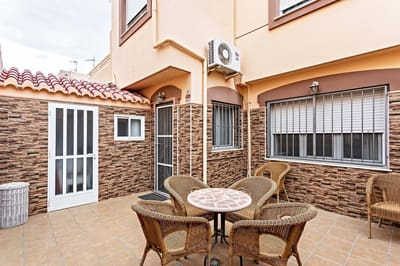 5 bedroom Townhouse for sale in Huercal de Almeria with garage - € 155,000 (Ref: 5152893)