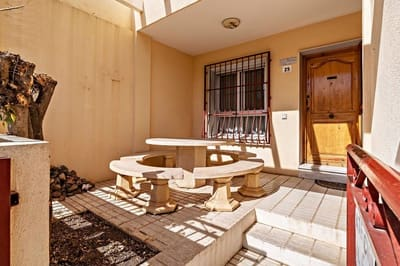 4 bedroom Townhouse for sale in El Ejido with garage - € 120,000 (Ref: 4882180)