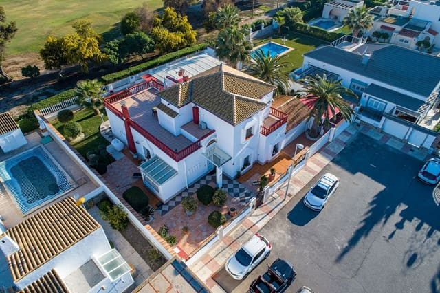 4 camera da letto Villa in vendita in Roquetas de Mar con piscina garage - 850.000 € (Rif: 5169775)