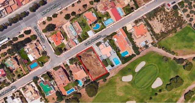 Landgrundstück zu verkaufen in Roquetas de Mar - 225.000 € (Ref: 5698737)