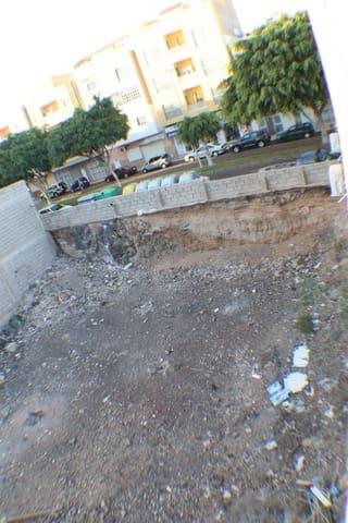 Byggetomt til salgs i El Fraile - € 70 000 (Ref: 3313581)