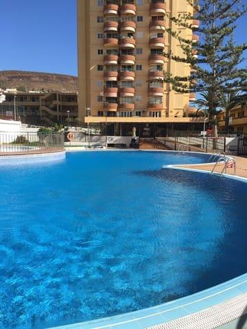 1 soveværelse Lejlighed til leje i Arona med swimmingpool - € 900 (Ref: 4150590)