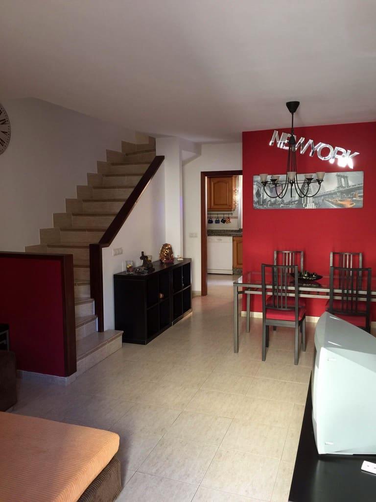 3 slaapkamer Huis te huur in San Miguel de Abona met zwembad - € 900 (Ref: 4730530)