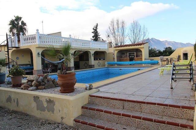 5 soverom Finca/Herregård til salgs i Callosa de Segura med svømmebasseng - € 346 500 (Ref: 5837477)