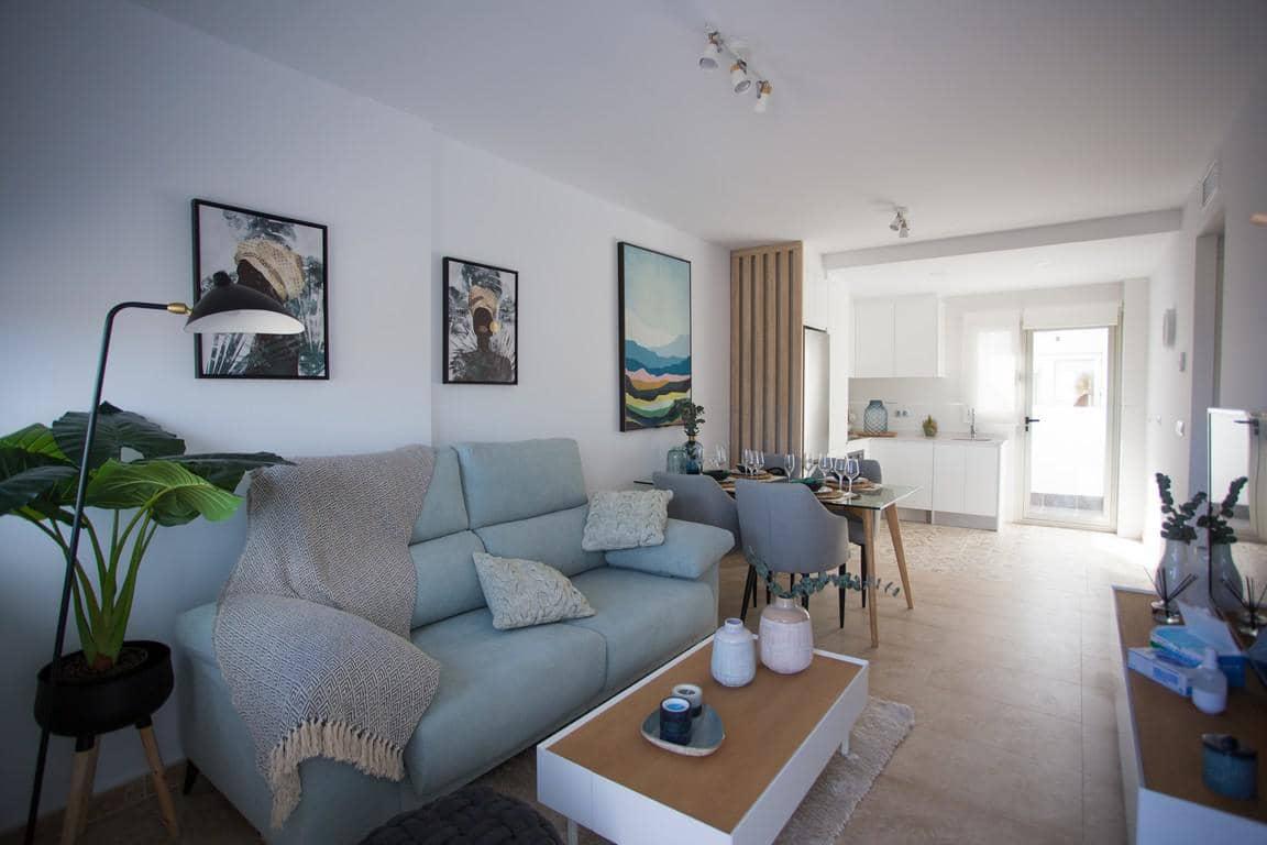 2 sypialnia Bungalow na sprzedaż w Torre de la Horadada z basenem garażem - 139 000 € (Ref: 5743238)