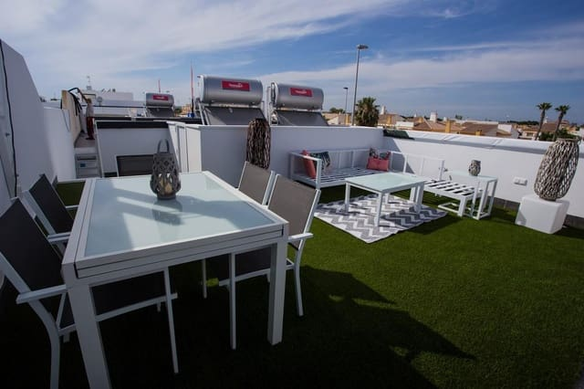 2 sypialnia Bungalow na sprzedaż w Torre de la Horadada z basenem garażem - 145 000 € (Ref: 5743239)