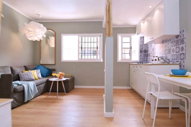 1 sovrum Studio till salu i Puerto del Rosario - 68 500 € (Ref: 5311561)