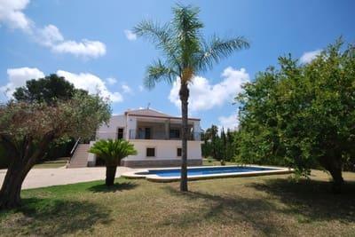 3 sovrum Villa att hyra i Javea / Xabia med pool garage - 1 400 € (Ref: 5431887)