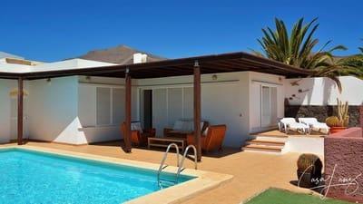 2 Zimmer Villa zu verkaufen in Playa Blanca mit Pool Garage - 291.000 € (Ref: 4960620)