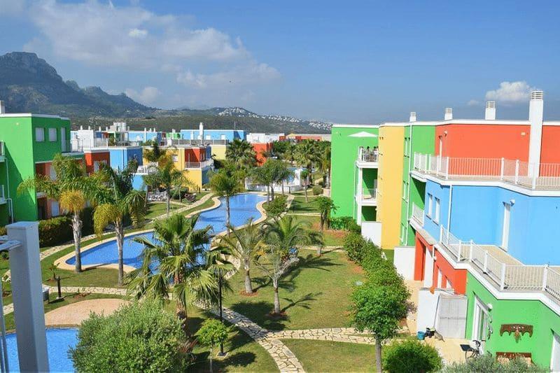 2 slaapkamer Appartement te huur in El Vergel / Verger met zwembad - € 600 (Ref: 3550309)