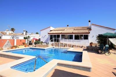 Chalet de 3 habitaciones en La Escuera en venta con piscina garaje - 330.000 € (Ref: 4090408)