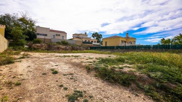 Byggetomt til salgs i La Escuera - € 135 000 (Ref: 5148605)