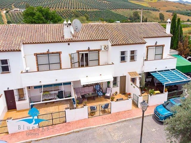 3 makuuhuone Rivitalo myytävänä paikassa Alora mukana uima-altaan - 119 000 € (Ref: 5876198)