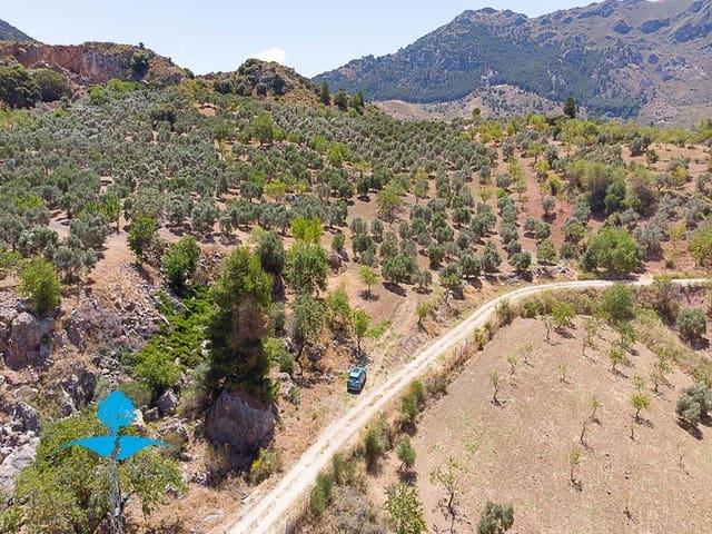Terreno Não Urbanizado para venda em Casarabonela - 49 950 € (Ref: 6200376)