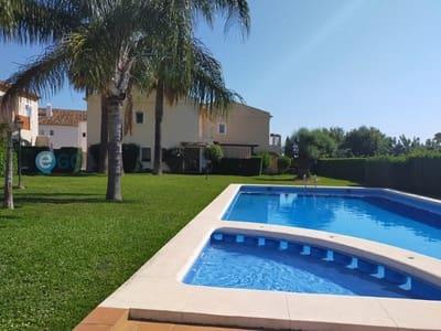 3 slaapkamer Rijtjeshuis te huur in La Xara - € 800 (Ref: 5443336)