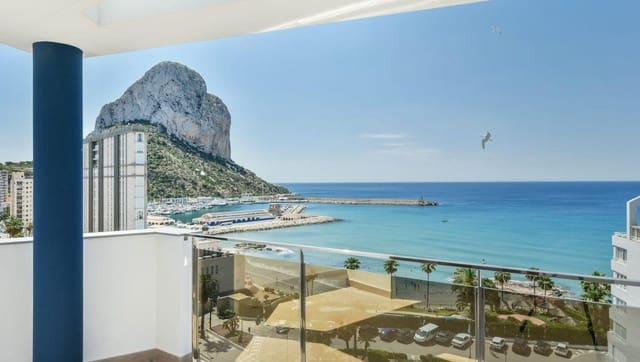 3 bedroom Apartment for sale in Calpe / Calp with pool - € 690,000 (Ref: 5939725)