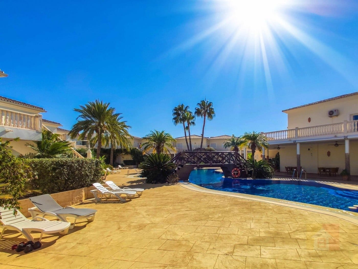 2 bedroom Apartment for sale in Benissa with pool - € 220,000 (Ref: 5954574)