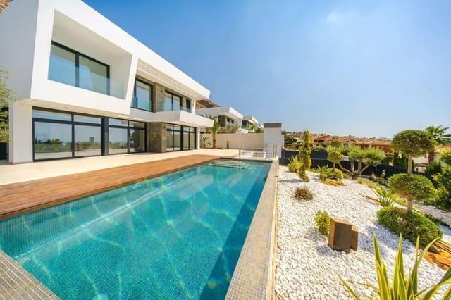 5 sypialnia Willa na sprzedaż w Finestrat z basenem - 1 200 000 € (Ref: 5954633)