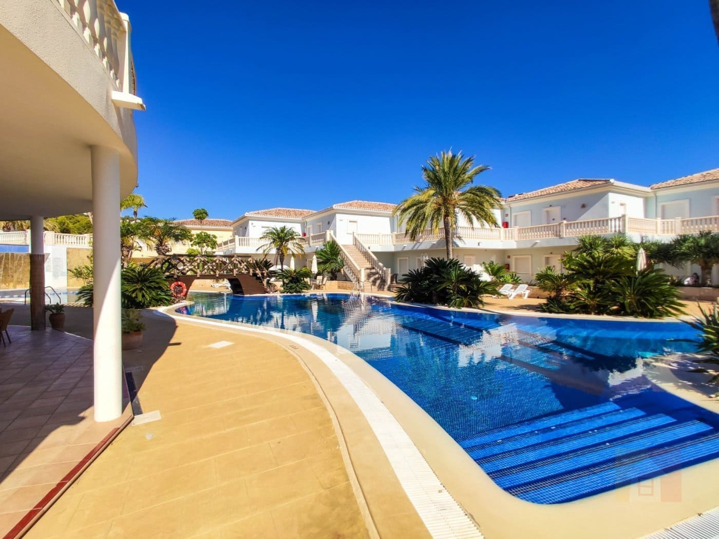 2 bedroom Apartment for sale in Benissa with pool - € 220,000 (Ref: 6110709)