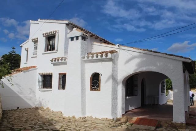 Chalet de 3 habitaciones en Benissa en venta - 295.000 € (Ref: 6110718)