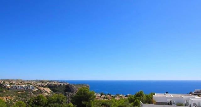 3 bedroom Villa for sale in Cumbre del Sol with pool - € 771,350 (Ref: 6117589)