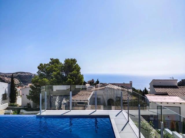 3 bedroom Villa for sale in Cumbre del Sol with pool - € 1,071,000 (Ref: 6119341)