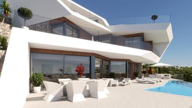 4 bedroom Villa for sale in Benissa - € 1,750,000 (Ref: 6119345)