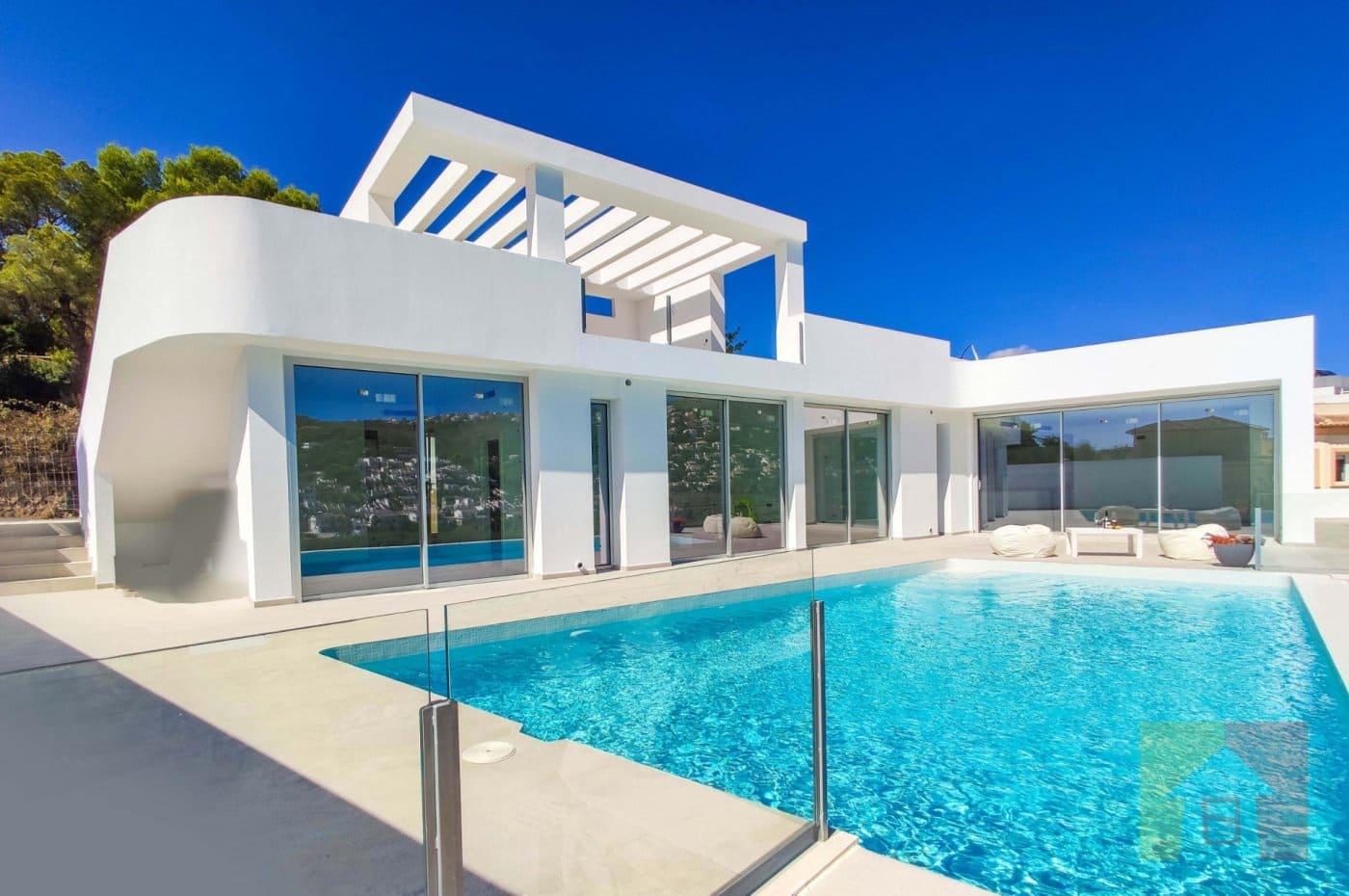 3 camera da letto Villa in vendita in Moraira con piscina - 755.000 € (Rif: 6312589)