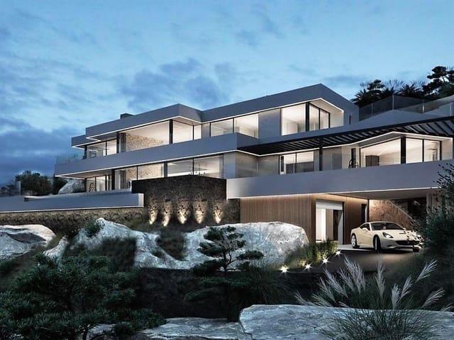 5 sovrum Villa till salu i Altea - 3 500 000 € (Ref: 6313013)