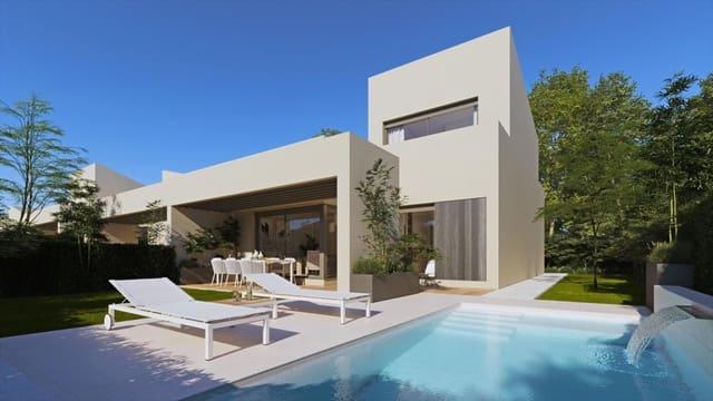 3 soverom Kjedet enebolig til salgs i Fuente Alamo de Murcia med svømmebasseng - € 199 000 (Ref: 5798287)