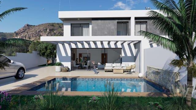 4 camera da letto Villetta Bifamiliare in vendita in Malaga citta con piscina - 320.000 € (Rif: 5918585)
