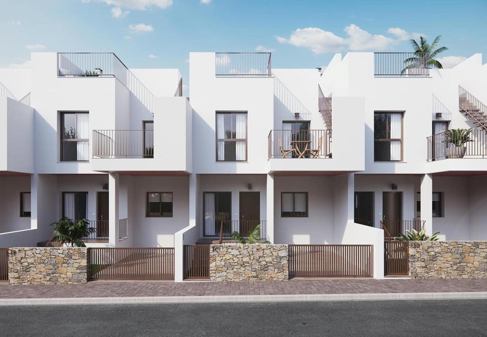 Bungalow de 3 habitaciones en Pilar de la Horadada en venta - 153.900 € (Ref: 4237524)