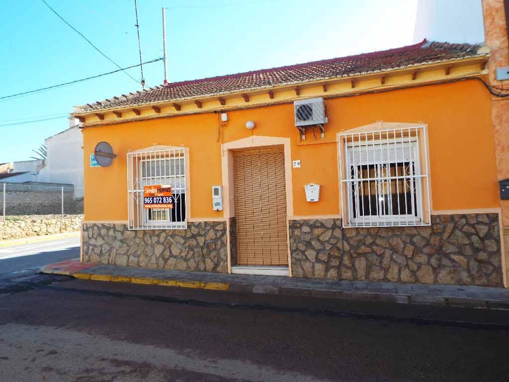 Casa de 4 habitaciones en Benijófar en venta - 165.000 € (Ref: 4961623)