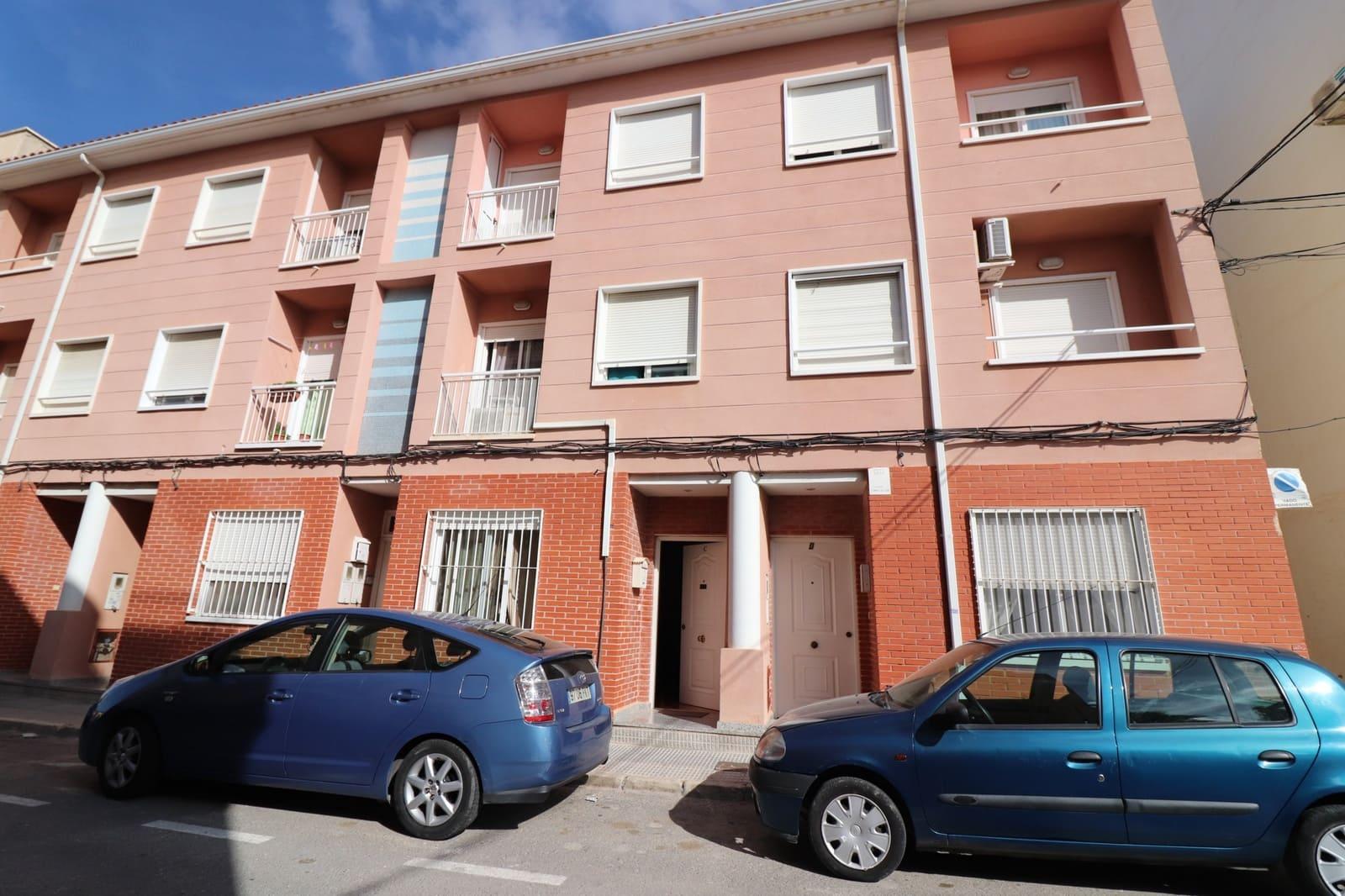 Casa de 3 habitaciones en Benijófar en venta con garaje - 89.950 € (Ref: 5005561)