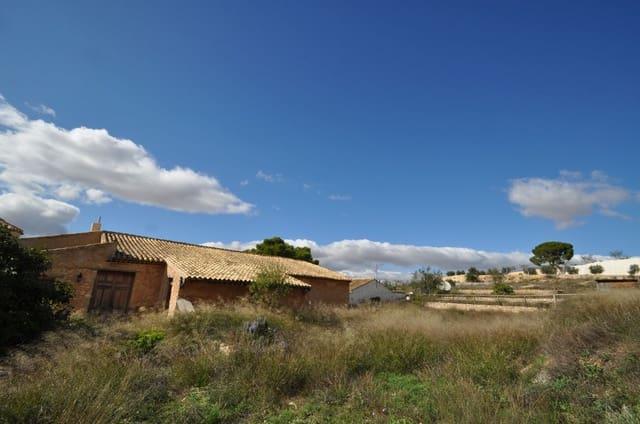 Chalet de 4 habitaciones en Pinoso en venta - 85.000 € (Ref: 5384066)