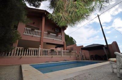 3 bedroom Villa for sale in Pinoso with garage - € 239,900 (Ref: 5384235)