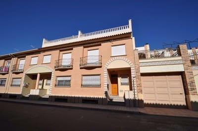 3 bedroom Townhouse for sale in Jumilla with garage - € 159,000 (Ref: 5384269)