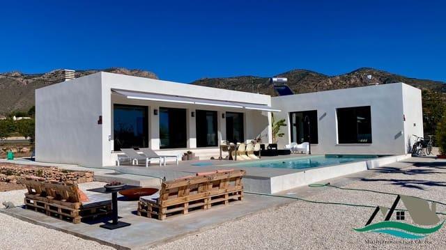 3 bedroom Villa for sale in Hondon de las Nieves - € 289,000 (Ref: 5384379)