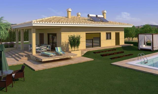 Grunde uden byggetilladelser til salg i Pinoso - € 55.995 (Ref: 5384597)