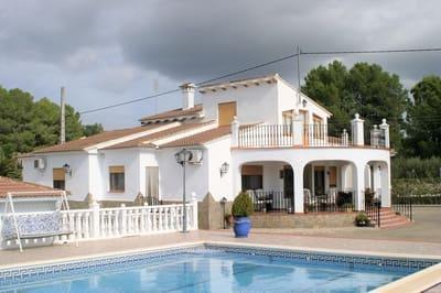 4 bedroom Villa for sale in Beniganim with garage - € 380,000 (Ref: 4065713)