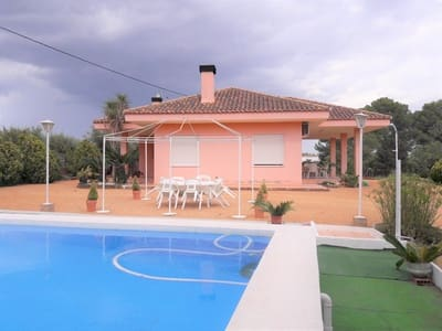 5 bedroom Villa for sale in Ontinyent - € 180,000 (Ref: 4825059)