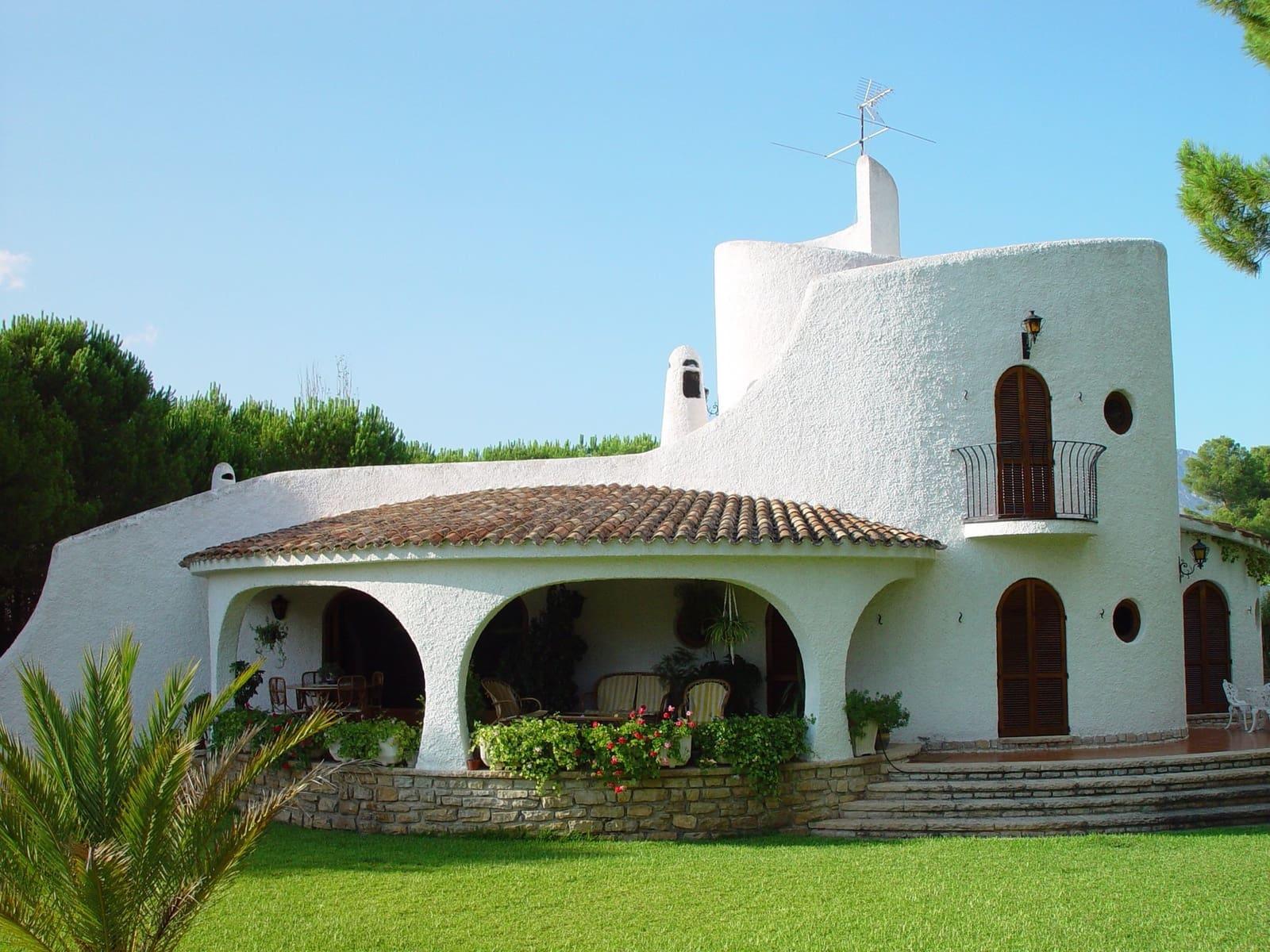 4 bedroom Villa for sale in Muro de Alcoy with garage - € 360,000 (Ref: 5141120)