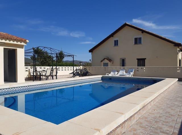 4 bedroom Villa for sale in Ontinyent - € 210,000 (Ref: 5656923)