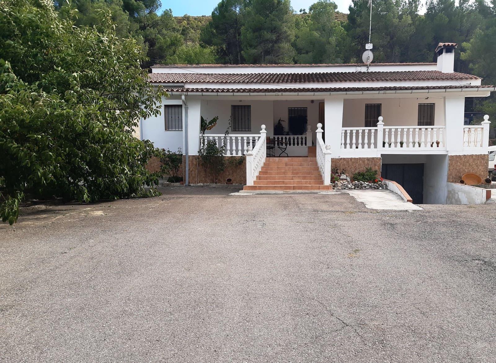 5 sypialnia Willa na sprzedaż w Ontinyent z garażem - 180 000 € (Ref: 5656924)