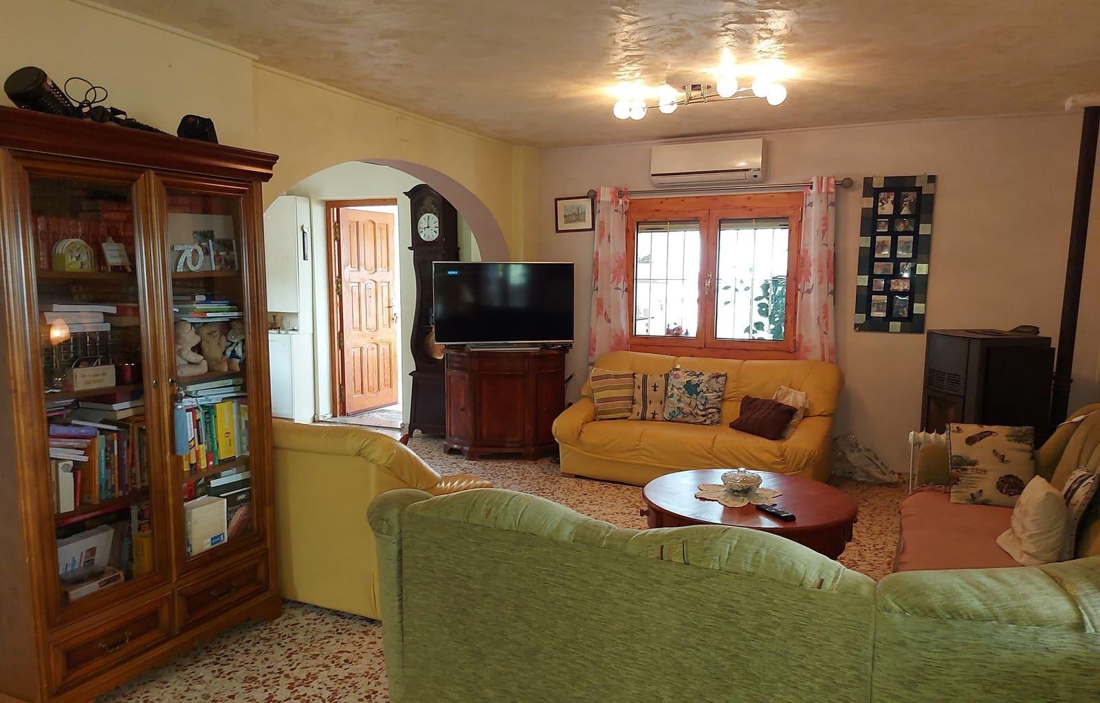 2 sypialnia Willa na sprzedaż w Albaida z garażem - 178 800 € (Ref: 6298461)
