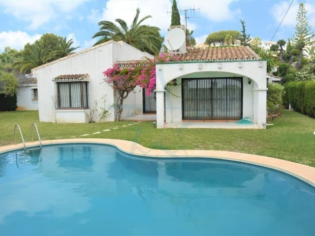 3 quarto Moradia para arrendar em Mijas Costa com garagem - 1 900 € (Ref: 4462710)