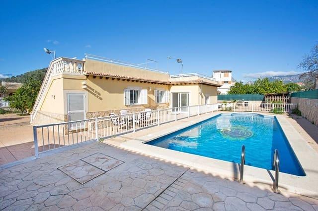 4 soverom Villa til leie i Bunyola med svømmebasseng - € 1 950 (Ref: 5727790)